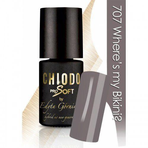 Chiodo pro soft with love from la - lakier hybrydowy - where''s my bikini? 707