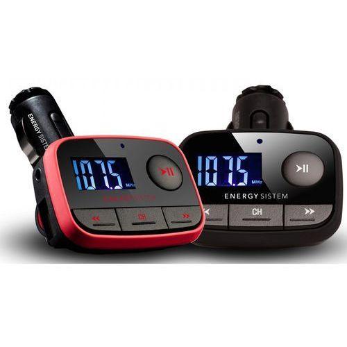 Energy Sistem Car MP3 f2, czerwony - szczegóły w Mall.pl