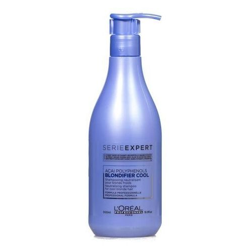 L'oreal Loreal blondifier cool szampon chłodny blond 500ml