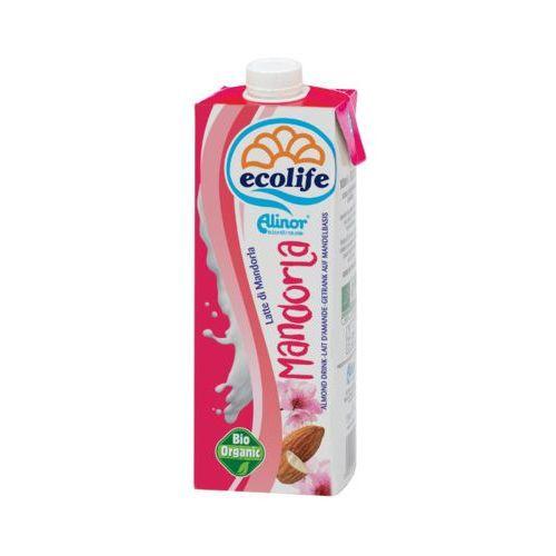 1l napój mleko migdałowe bezglutenowe bio marki Eco life