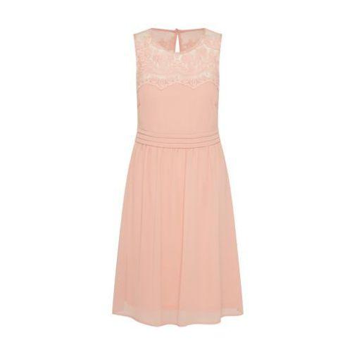 VERO MODA Sukienka koktajlowa 'VMVANESSA' różany, kolor różowy