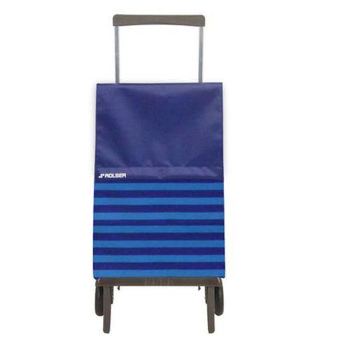 Wózek na zakupy Rolser PLEGAMATIC Original Marina Azul (wózek na zakupy)