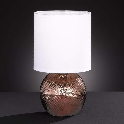 Honsel foro lampa stołowa miedź, 1-punktowy - klasyczny - obszar wewnętrzny - foro - czas dostawy: od 3-6 dni roboczych (4001133512619)