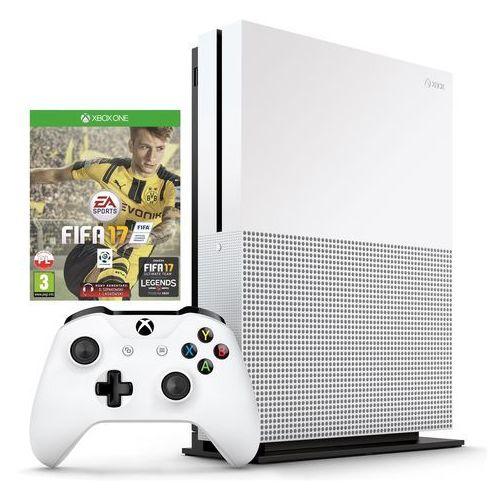 Xbox One S 500GB konsola producenta Microsoft
