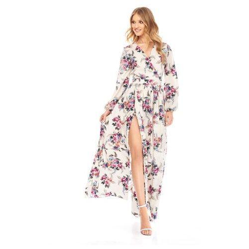 Sukienka penelopa w kwiaty marki Sugarfree