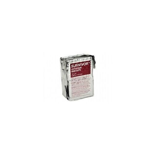 Survivor ® Outdoor Biscuits suchary survivalowe wojskowe 125g, 6B3C-477B7