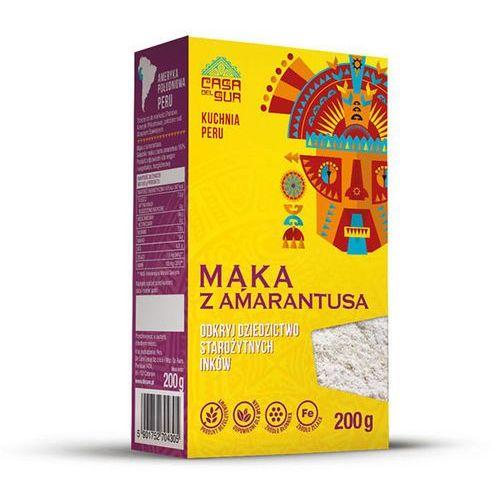 Mąka z amarantusa 200g - marki Casa del sur
