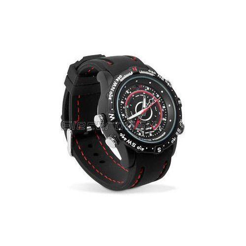 Wodoodporny Zegarek z Kamerą HD 4GB - sprawdź w Sklep GSM Electrogsm