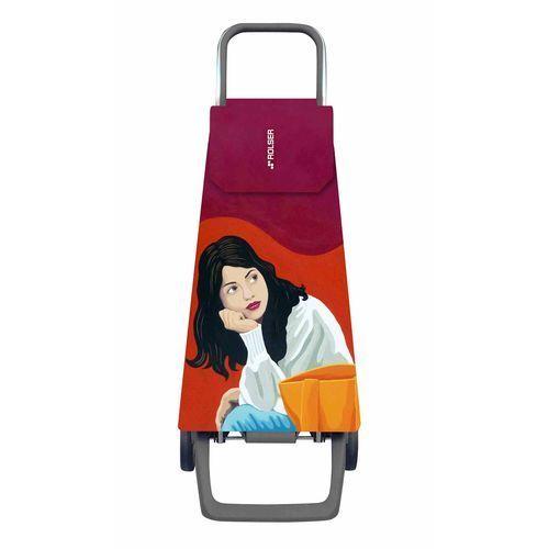 Wózek zakupowy Rolser Joy Jet Face Joana (wózek na zakupy)