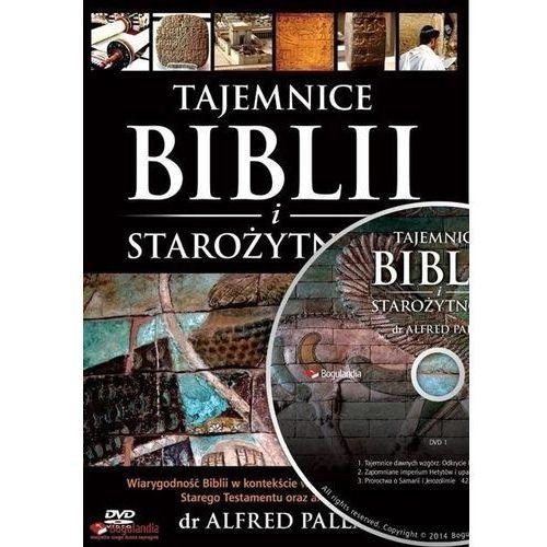 Tajemnice Biblii i Starozytności DVD (5903240697014)