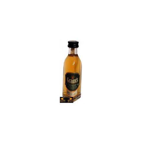 Miniaturka whisky grant's sherry cask reserve 0,05l marki William grant & sons