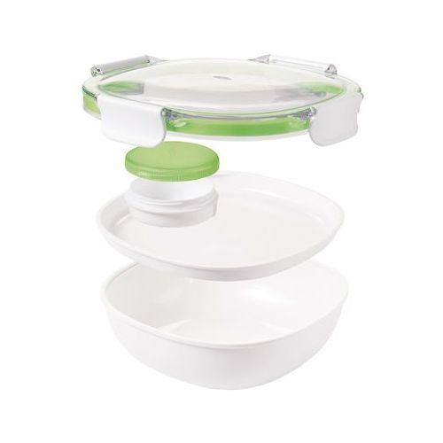 Oxo - Good Grips Lunchbox dwupoziomowy z pojemnikiem na sos