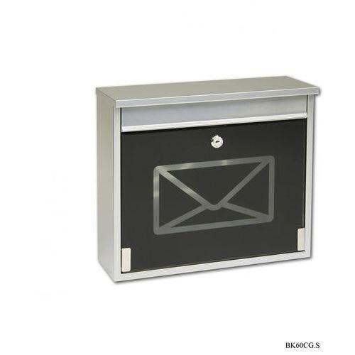 Richter Czech BK60CG - srebrna + ciemne szkło hartowane - produkt dostępny w Mall.pl