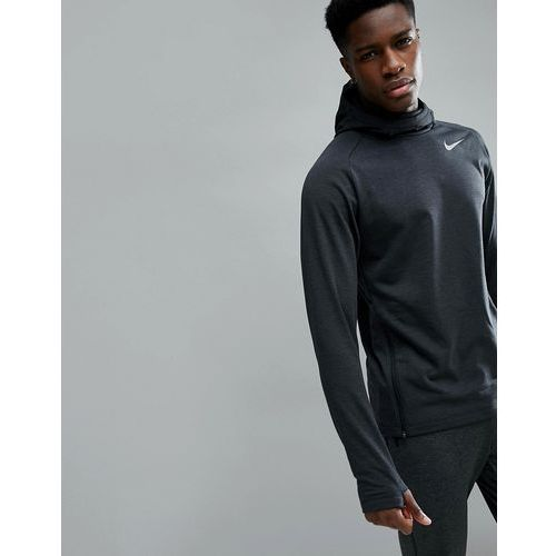 Nike Running Sphere Element Hoodie In Black 943644-010 - Black
