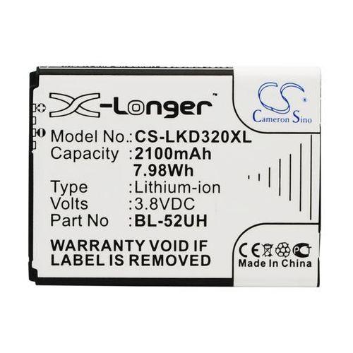 Bateria LG BL-52UH Spirit H420 L65 L70 2040mAh izimarket.pl