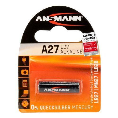 Ansmann bateria alkaliczna 12v a27 darmowy odbiór w 16 miastach! (4013674021154)