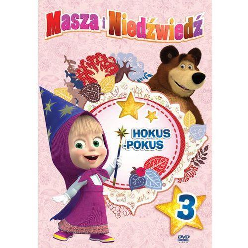 Animaccord Masza i niedźwiedź. część 3 (7321997610632)