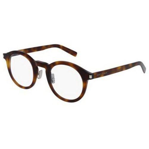 Saint laurent Okulary korekcyjne sl 140 slim 002