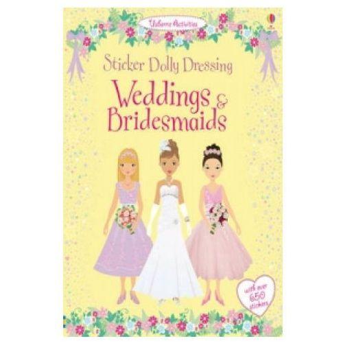 Sticker Dolly Dressing Weddings and Bridesmaids, Watt, Fiona / Bowman, Lucy