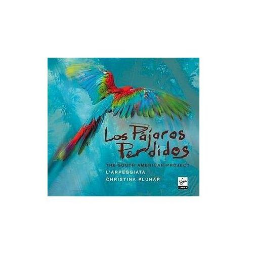 Los pajaros perdidos - christina pluhar (płyta cd) marki Empik.com