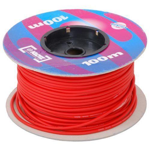 Klotz my206 kabel mikrofonowy, czerwony