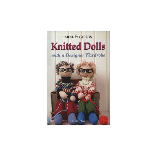 Knitted Dolls with a Designer Wardrobe (9781844488506)