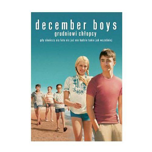 December Boys: Grudniowi chłopcy (DVD) - Rod Hardy DARMOWA DOSTAWA KIOSK RUCHU (7321910189580)