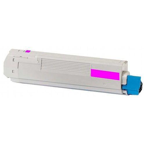 Toner zamiennik DT8600MO do OKI C8600 C8800, pasuje zamiast OKI 43487710 Magenta, 6000 stron