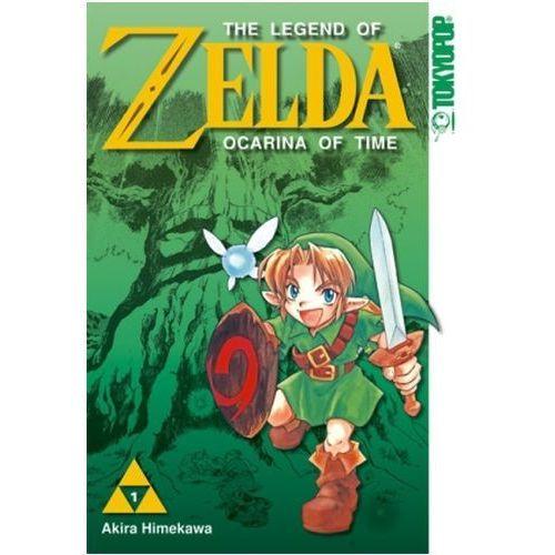 The Legend of Zelda - Ocarina of Time. Bd.1 (9783867197120)