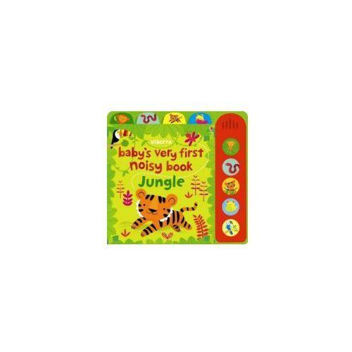 Baby's Very First Noisy Book Jungle, Watt, Fiona