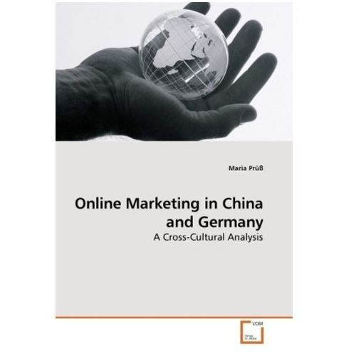 Online Marketing in China and Germany Prüß, Maria, Pr, Maria