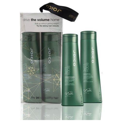 body luxe | zestaw zwiększający objętość włosów: szampon 300ml + odżywka 300ml marki Joico