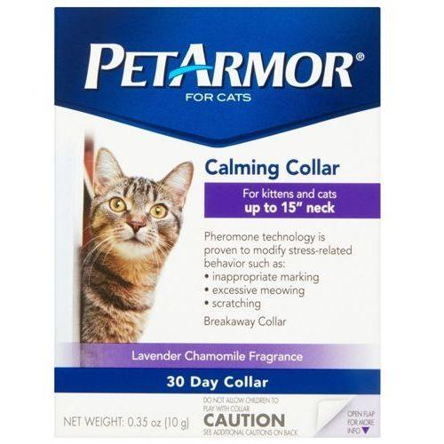 PetArmor Calming Collar obroża uspokajająca dla kota