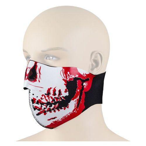 Uniwersalna maska na motor W-TEC NF-7850, Szary (8596084021786)