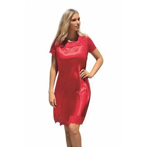 Dkaren Louise czerwona Koszula nocna (5903251380202)
