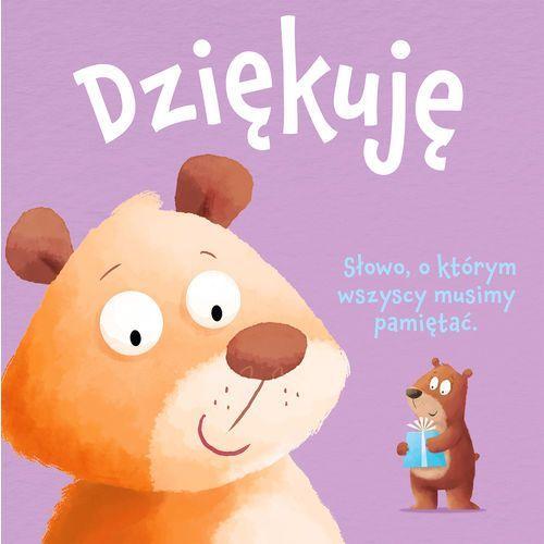 """Książka """" Księga dobrych manier. Dziękuję"""" wyd. Wilga 9788328051461 (9788328051461)"""