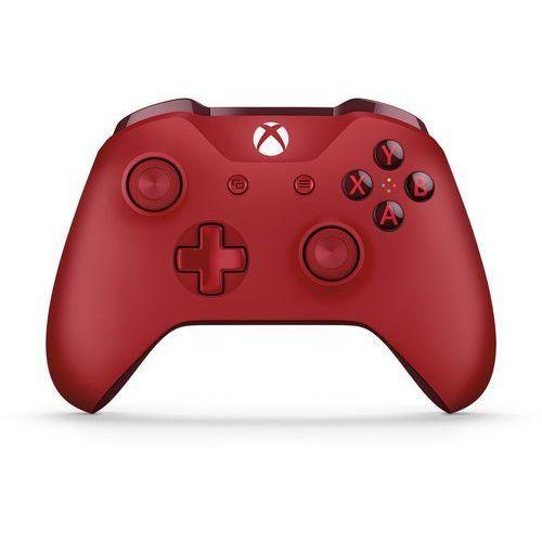 Microsoft Kontroler bezprzewodowy do konsoli xbox one (czerwony)
