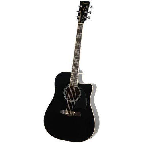 Ibanez PF 15 ECE BK gitara elektroakustyczna