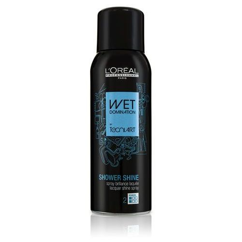 L´oréal professionnel wet domination shower shine lakier do włosów 160 ml dla kobiet (3474630681149)