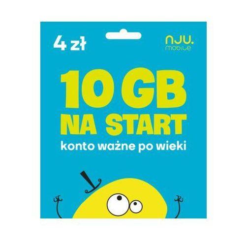 Nju mobile Starter nju na kartę 4 pln (5907441062176)