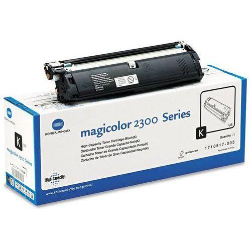 Wyprzedaż Oryginał Toner Konica-Minolta Magicolor 2300 DeskLaser / 2300 W / 2350 czarny black, pudełko otwarte