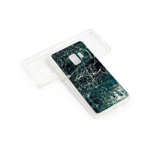 Etuo fantastic case - samsung galaxy s9 plus - etui na telefon fantastic case - zielony marmur marki Etuo.pl