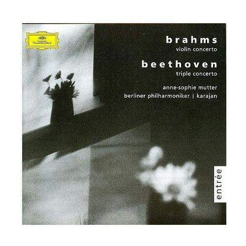 BEETHOVEN:CONCERTOS - Anne Sophie Mutter (Płyta CD) (0028947456926)