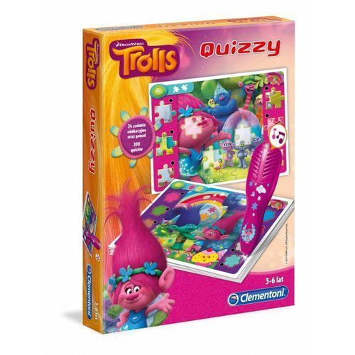 Clementoni Quiz trolle (8005125609659)