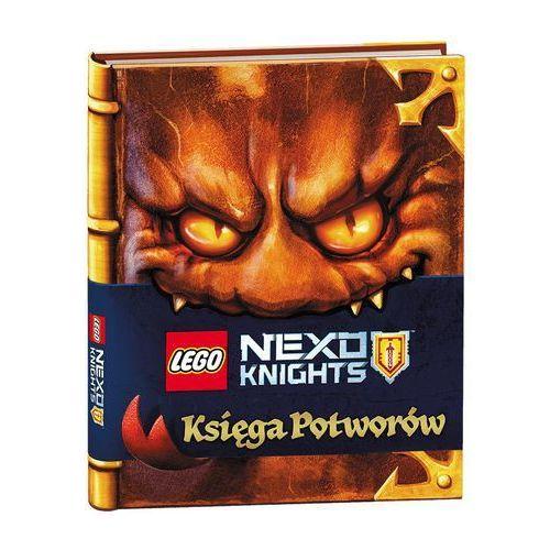 KSIĄŻKA LEGO® NEXO KNIGHTS. Księga potworów