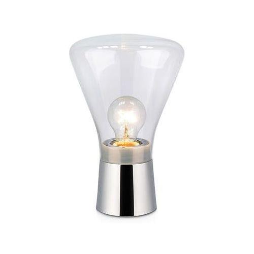 Lampa biurkowa JACK table clear glass/chrome 106799 - Markslojd – Rabat w koszyku
