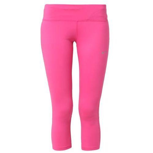 Nike Performance EPIC RUN Legginsy vivid pink/reflective silver