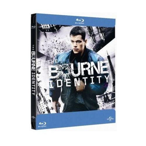 Tożsamość Bournea Steelbook (5902115602184)