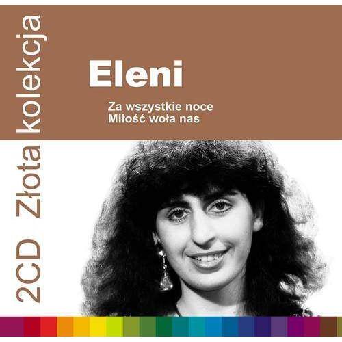 Emi music poland Eleni - złota kolekcja vol. 1 & vol. 2 - album 2 płytowy (cd)