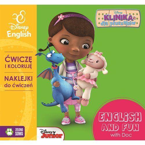 English and fun Klinika dla pluszaków - Agnieszka Pycz, Agnieszka Pycz
